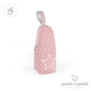 pasito a pasito® Bottle Holder Vintage Pink