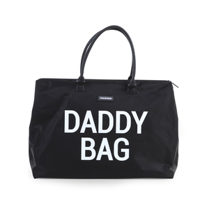 Childhome Přebalovací taška Daddy Bag Big | Black