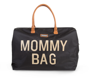 Childhome Přebalovací taška Mommy Bag | Black Gold