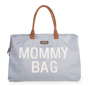 Childhome Přebalovací taška Mommy Bag | Grey Off White