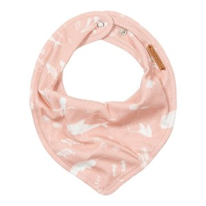 Little Dutch Bandana Bib slintáček | Ocean Pink