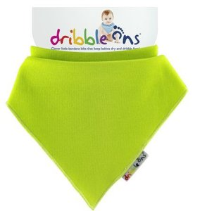 Slintáček DRIBBLE ONS® | Bright - Lime