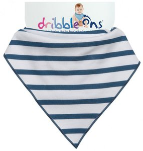 Slintáček Dribble Ons®Designer - Nautical Stripe
