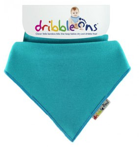 DRIBBLE ONS® | Bright - Turquoise