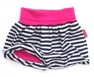 dd803ebe823 Dívčí sukně balonová Pinkie - Navy