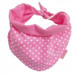 050dc4e71f6 Dětský šátek na hlavu nebo krk Pinkie - Light Pink Bullets