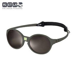 7438dd9efa1 Dětské sluneční brýle Ki ET LA JokaKids 4-6 let - tmavě šedá