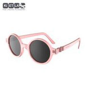 498f464ed29 Dětské sluneční brýle KiETLA CraZyg-Zag 6-9 let - kulaté růžové
