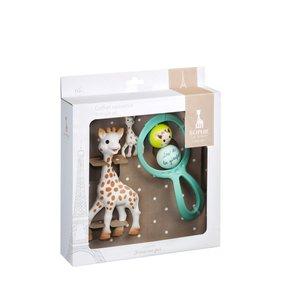 de9de4f80f12 Dárkový set žirafa Sophie pro novorozence